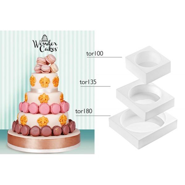 Mold My Wonder Cake Classic 3 pieces