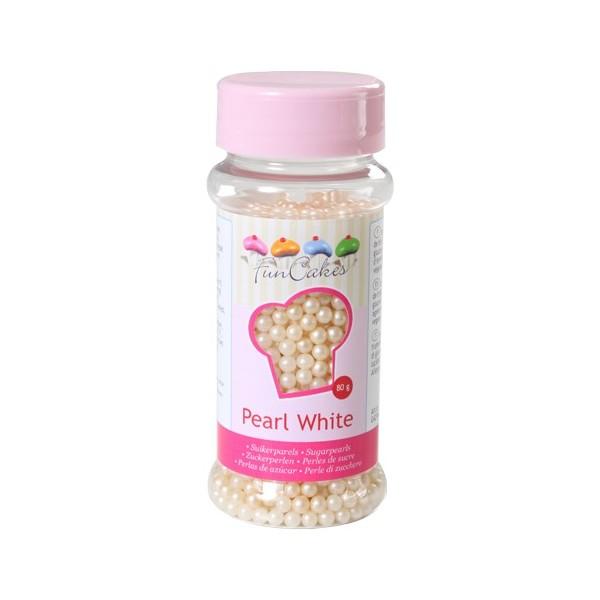 Sprinkles beige pearls 80gr