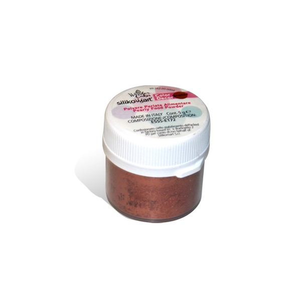 Bronze color dust 5 gr Silikomart