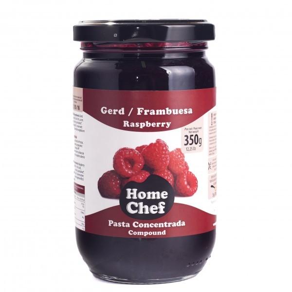 Raspberry paste Home Chef 350gr