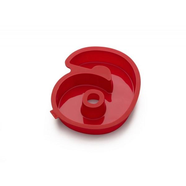 Stampo silicone per dolci a forma di numero 6 Lékué