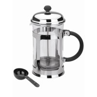 Coffee pot with glass (0,80lt.)