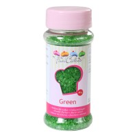 Sprinkles green sugar 80gr