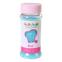 Sprinkles blue sugar 80gr