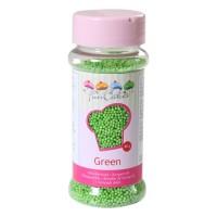 Sprinkles mini palline verde 80gr