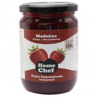 Strawberry paste Home Chef 350gr
