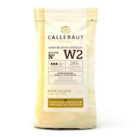 Chocolate belga blanco nº W2 Callebaut 1 Kg