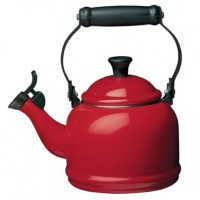 Red cherry teapot Demi Le Creuset 1,1 l