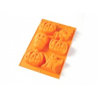 Lékué Halloween baking mould silicone
