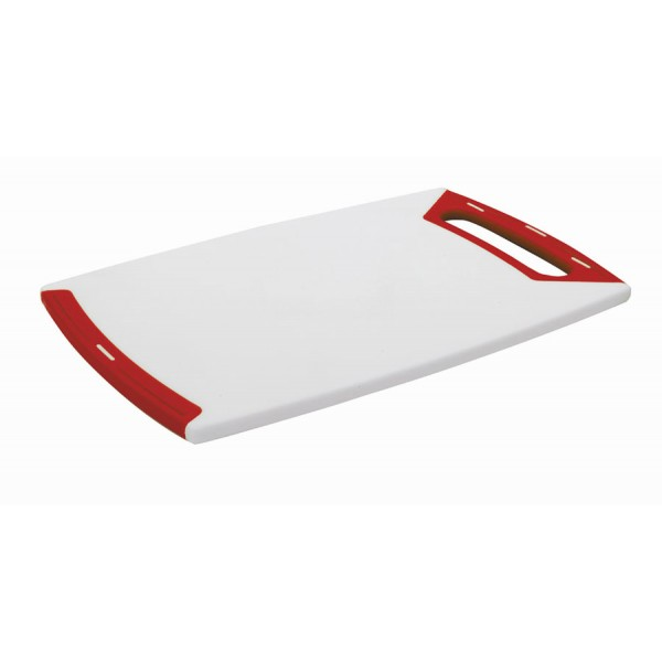 Tabla corte polietileno 42 x 25 5 x 1 cm menaje utensilios for Tablas de corte cocina