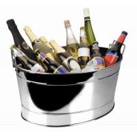 Champagnere in acciaio inox (61x43x28 cm)