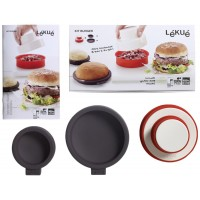 Kit pan burger Lékué