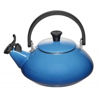 Teiera zen blu marseille Le Creuset 1,5 l