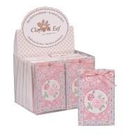 Sachet fragancia natural rosas floral