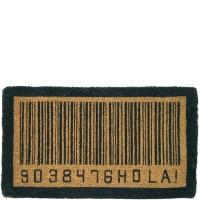 Felpudo código de barras 70x40 cm