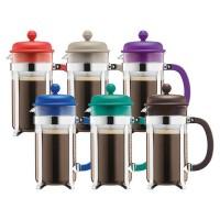 Cafetera de émbolo Caffettiera 8 tazas 1 l