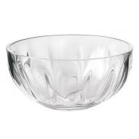 Bowl ensaladera Aqua 24 cm transparente Guzzini