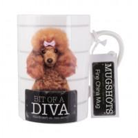 Mug Creative Tops Bit of a Diva 300ml