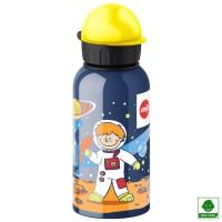 Botella aluminio hermética Astronáuta 400 ml