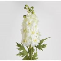 Flor Delphinium fenella blanca 71cm