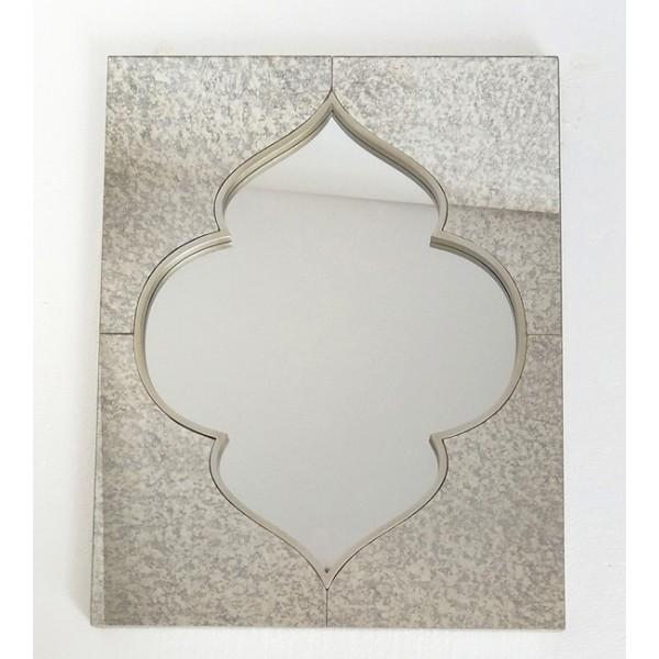Decoraci n espejos for Espejo rectangular grande