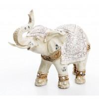Figura Elefante resina 19x8x16,5cm