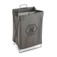 Cesto cubo para ropa gris The Laundry Company 36x28xh58cm