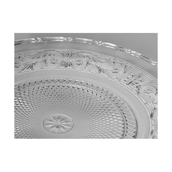 Bajo plato cristal tallado romance 30x2 5h cm - Bajo plato ikea ...