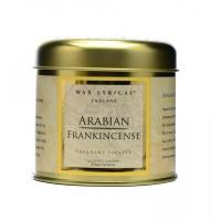 Vela en lata aroma Arabian Frankincense