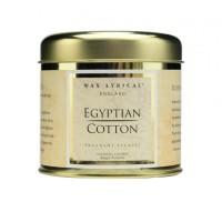 Vela en lata aroma Egyptian Cotton