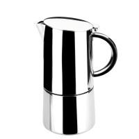 Moka express coffee. inox 18/10 ( 6 cups)