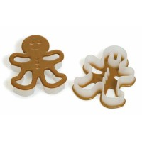 Cookie cutter Mr. Ginger Silikomart