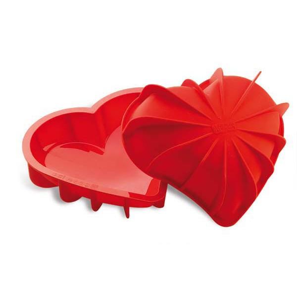 Stampo per il forno in silicone Love Silikomart