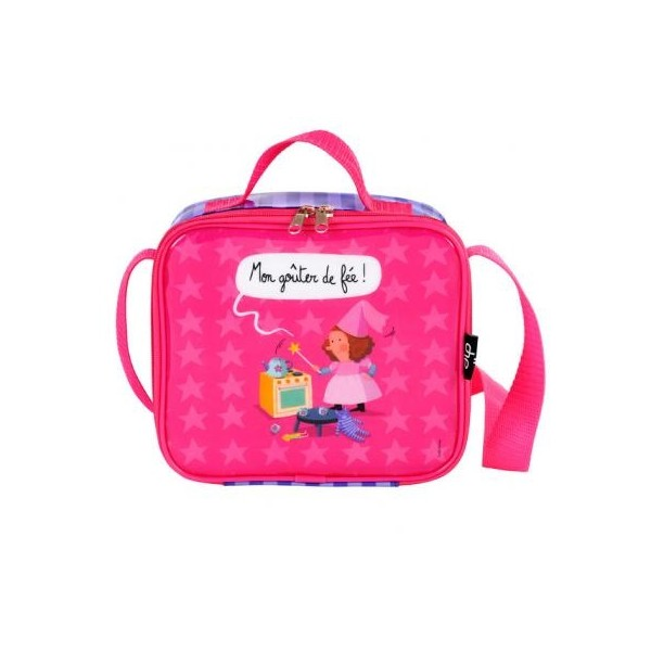 Fairy lunch / snack cool bag