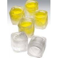 Molde silicona para crear vasos de hielo