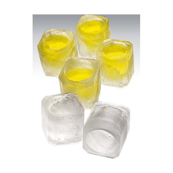 Stampi in silicone bicchieri di ghiaccio