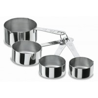 Ensemble 4 casseroles (inox)