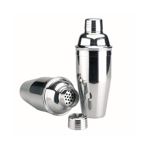 Shaker inox avec bouchon 0,70l