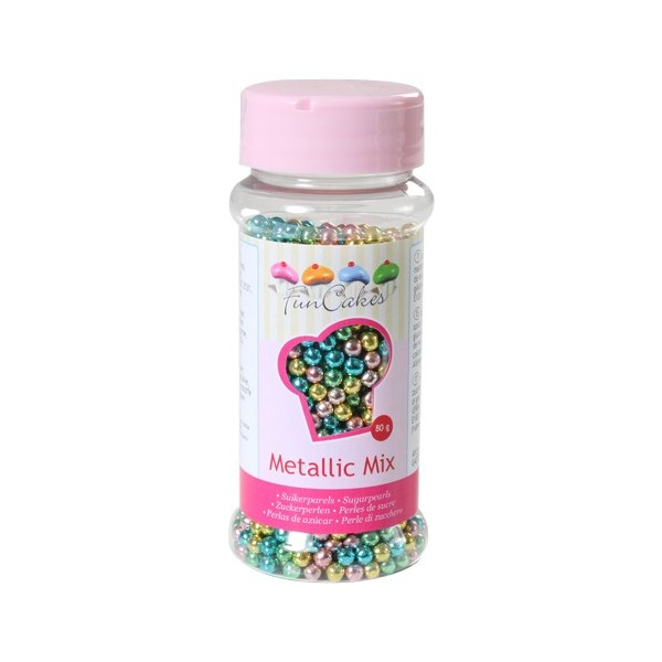 Sprinkles colors pearls 80gr