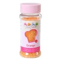 Sprinkles azúcar naranja 80gr