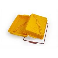 Happy Birthday silicone mold 33x22 cm Silikomart
