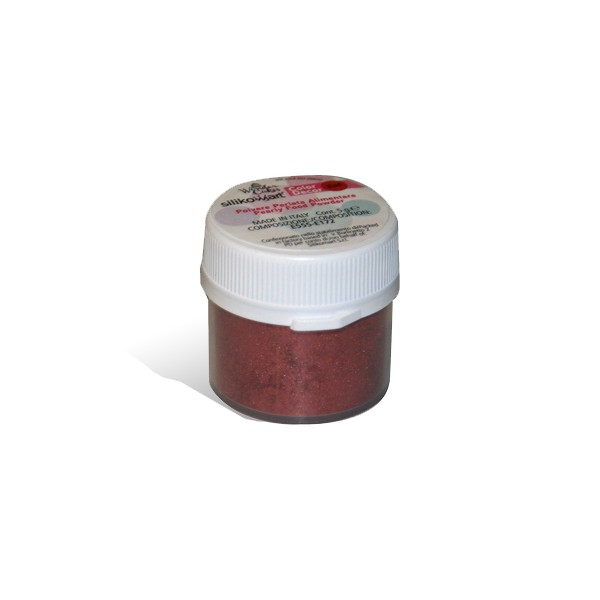Colorante alimentari liposolubili in polvere rosso 5 gr Silikomart