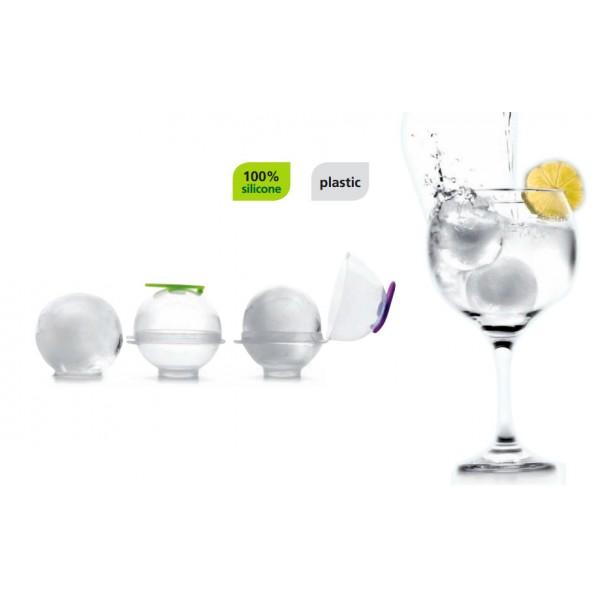Bolas de hielo Gin tonic's 4 unids