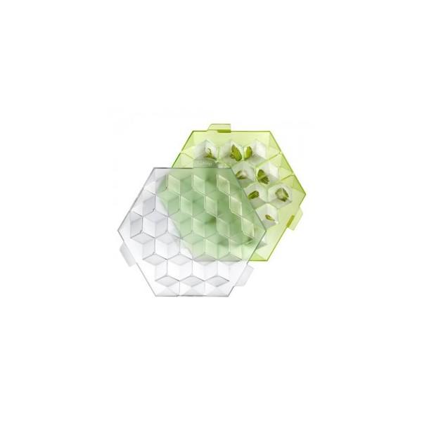 Ice cube green Lékué