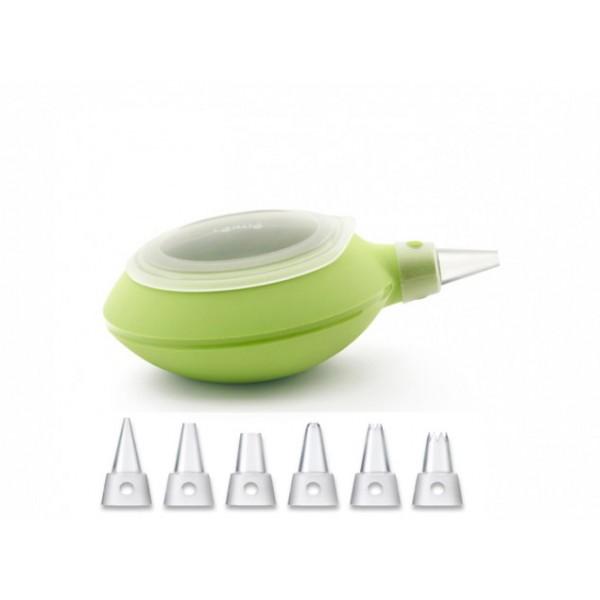 Green Decomax + 6 nozzles Lékué