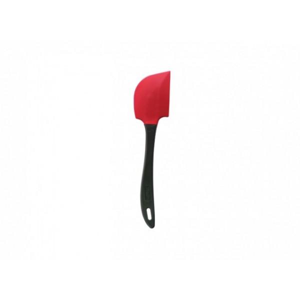 Spatule en silicone rouge 27,5 cm Lékué