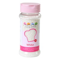 Sprinkles mini white balls 80gr