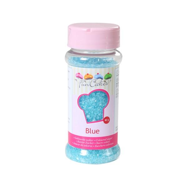 Sprinkles sucre bleu 80gr
