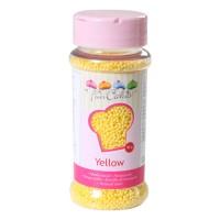 Sprinkles mini bolitas amarillo 80gr