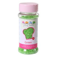 Sprinkles mini green balls 80gr